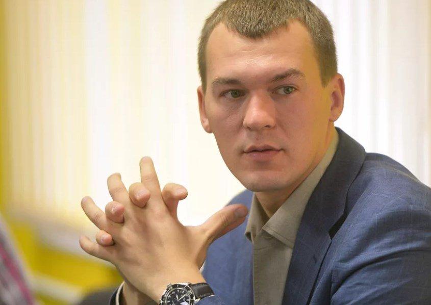 депутат Госдумы от фракции ЛДПР Михаил Дегтяре
