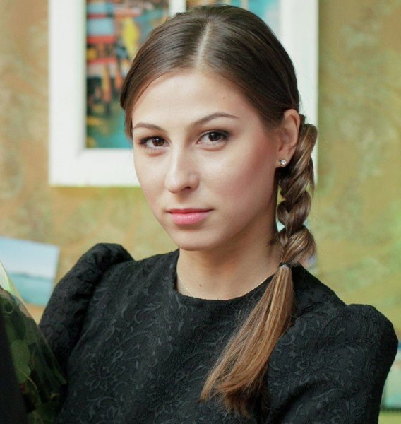 Галина Дегтярева
