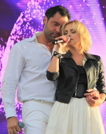 Елена Максимова и Евгений Кунгуров