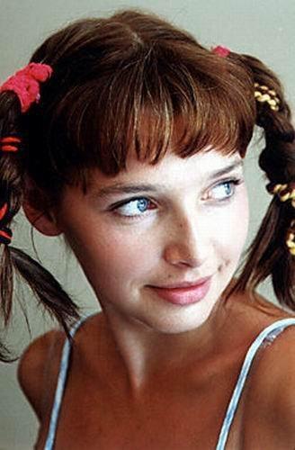 Наталья Антонова в молодости