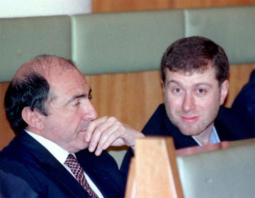 Березовский и Абрамович