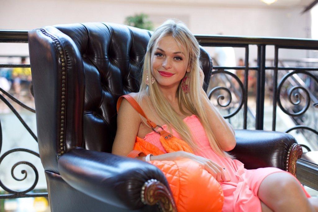 Анна Хилькевич российская актриса кино и телевидения
