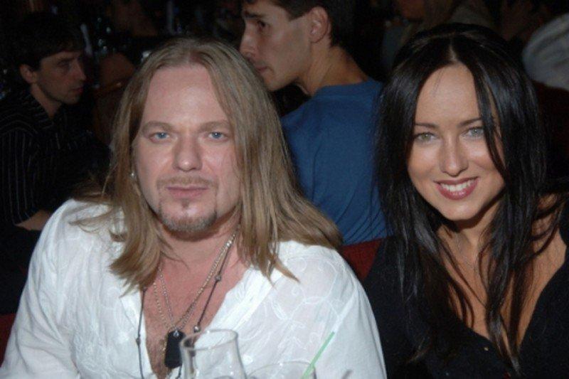 Елена Ленская и Владимир Пресняков
