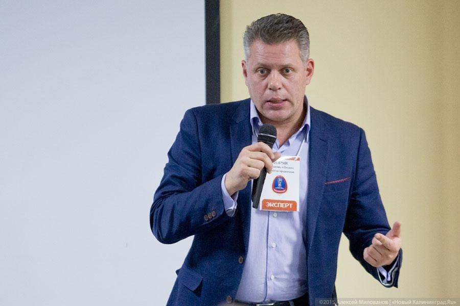 Вадим Прасов, вице-президент Федерации рестораторов и отельеров России