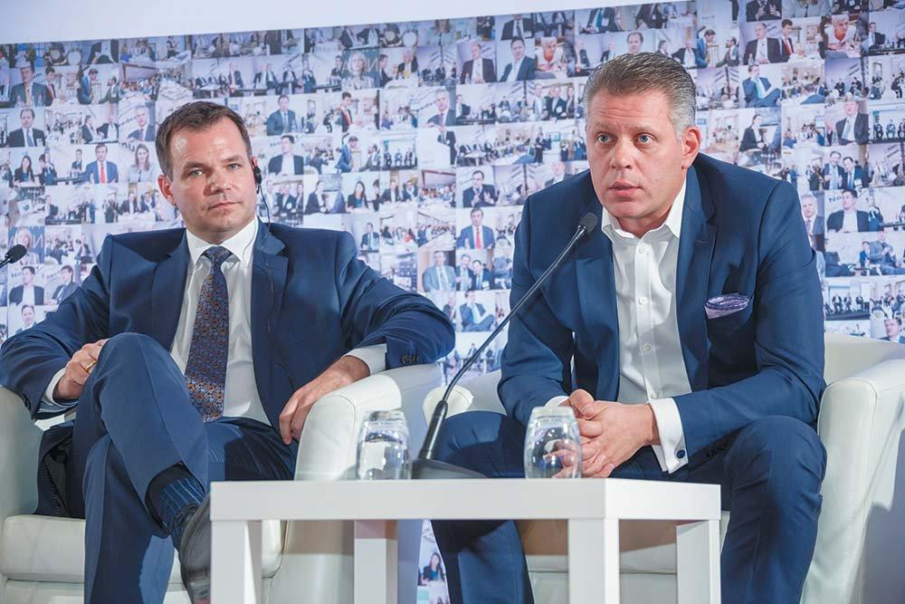 Вадима Прасова часто приглашают на конференции и форумы в качестве спикера