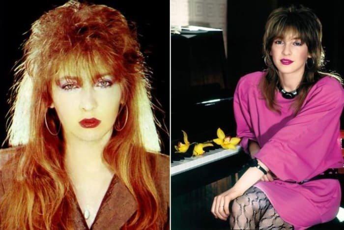 Певица 80 - х Екатерина Семенова