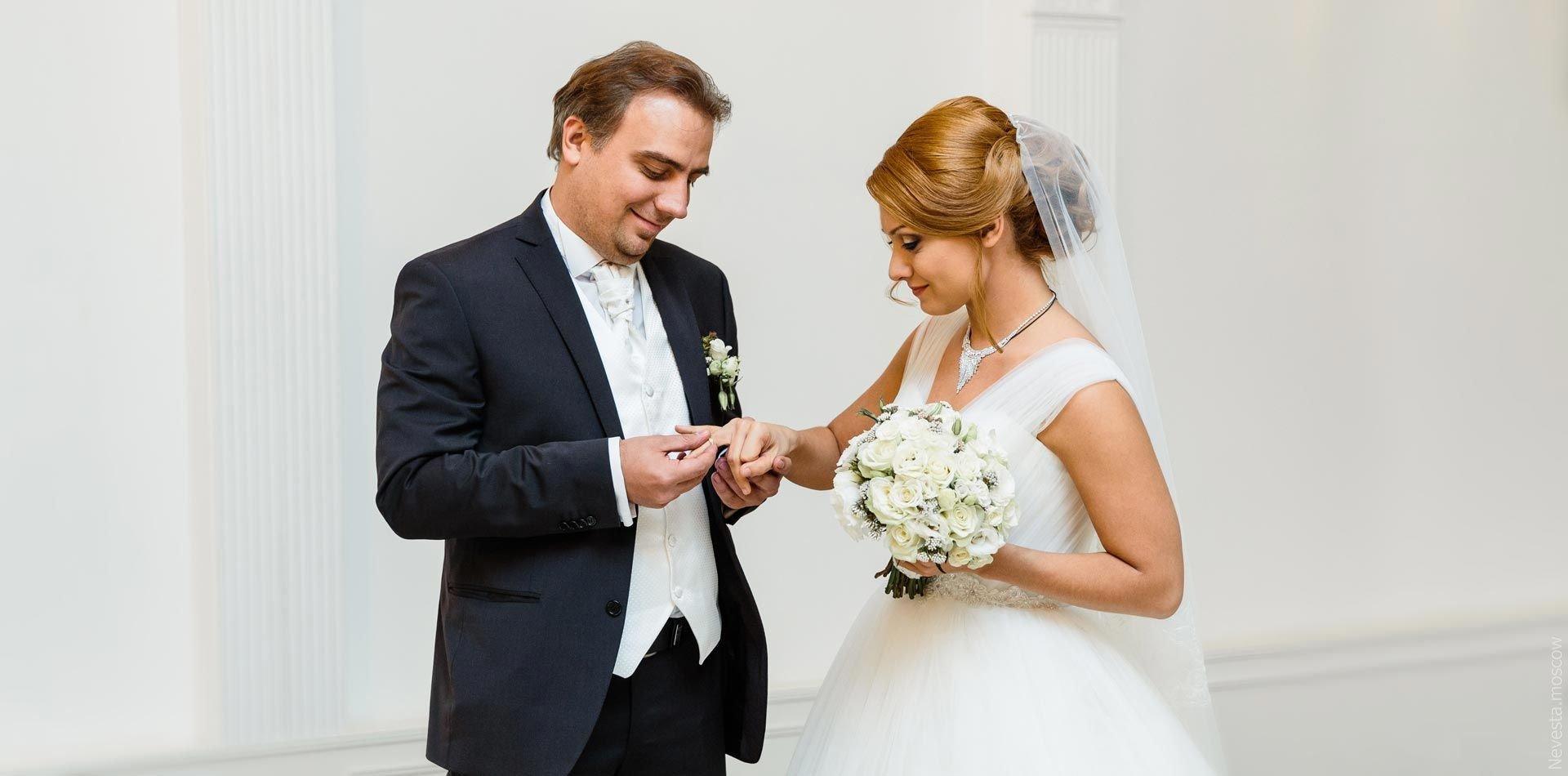 Свадьба Карины Мишулиный и Ивана Коробова