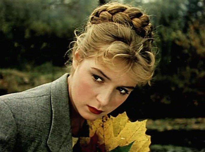 Лидия Федосеева - Шукшина в молодости