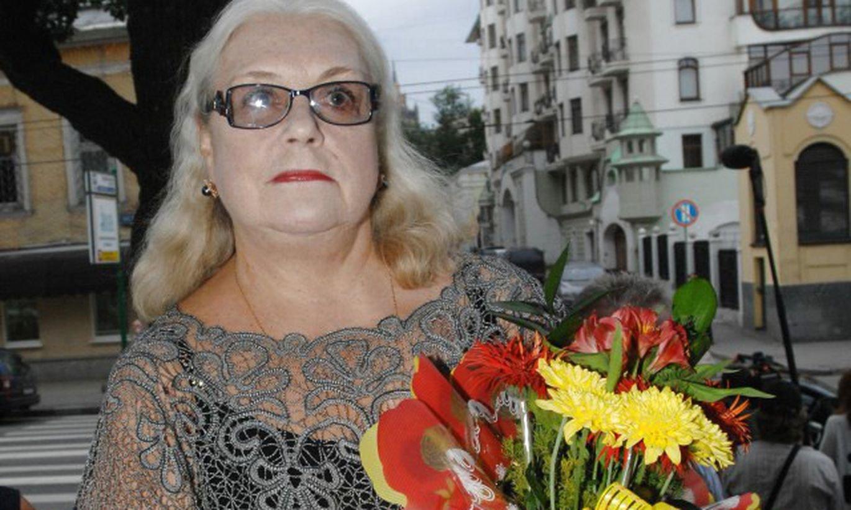 Лидия Федосеева - Шукшина народная артистка РСФСР.