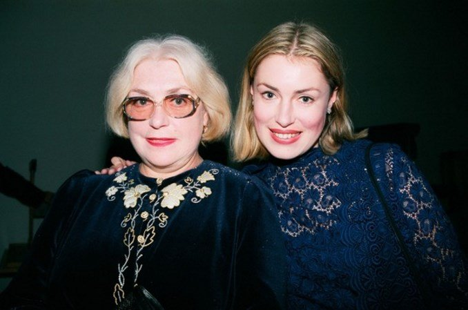 Лидия и Мария Шукшина