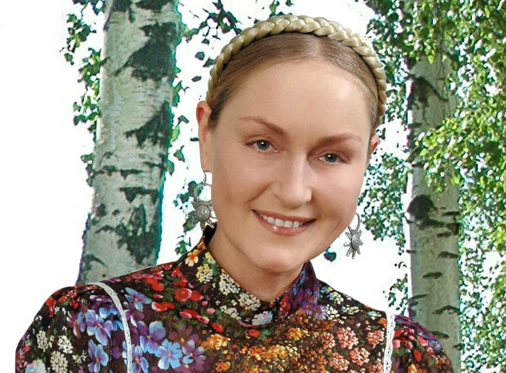 Ольга Шукшина дочь Лидии Шукшиной