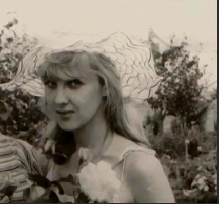 Яковлева Елена в молодости