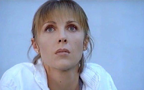 "Елена Яковлева в сериале ""Каменская-1"" (1999-2000)."