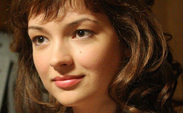 Ольга Павловец актриса