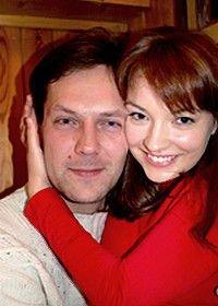 Ольга Павловец и Дмитрий Щербин