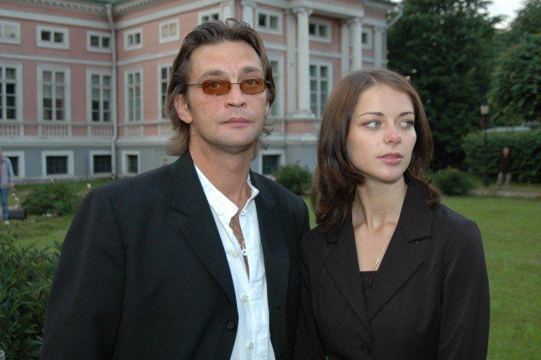 Марина Александрова и Домогаров Александр