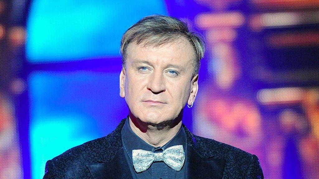 Сергей Пенкин - советский и российский певец, композитор и актёр