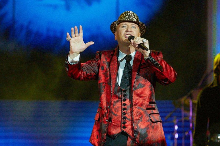 Сергей Пенкин известен диапазоном своего голоса, охватывающим четыре октавы