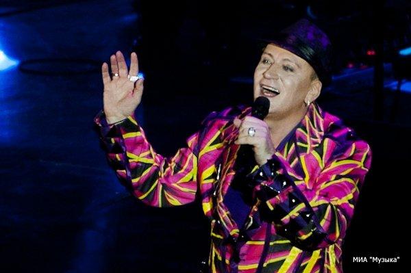 Сергей Пенкин дал юбилейный концерт