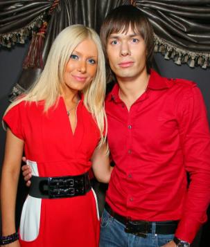 Стас Пьеха и Виктория Смирнова