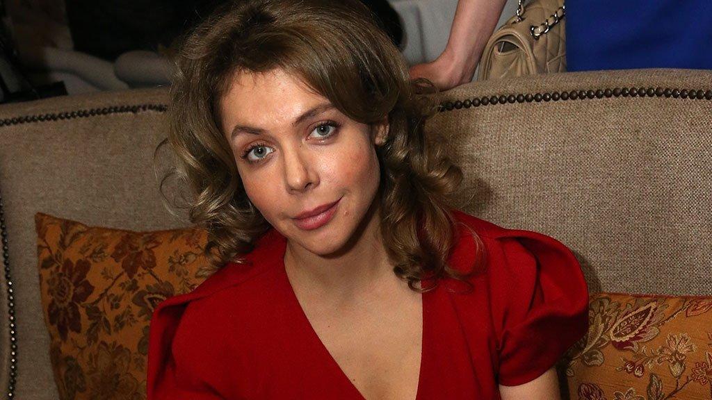 Божена Рынска российская журналистка