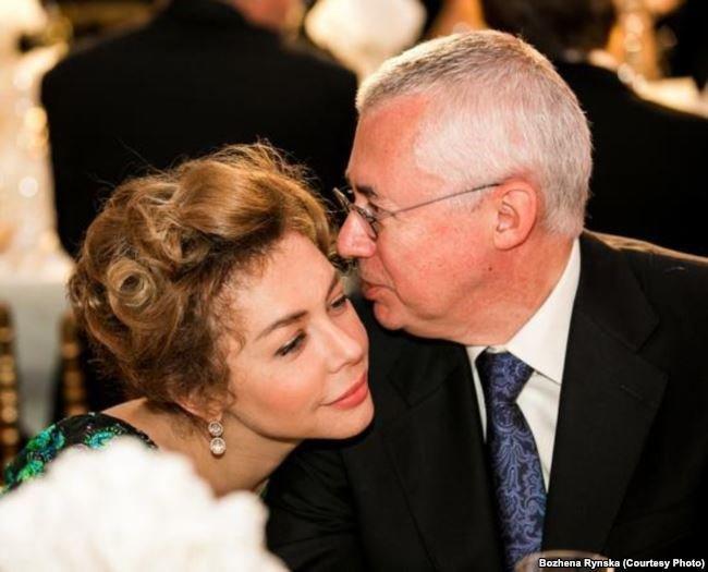 Божена Рынска и Малашенко Игорь