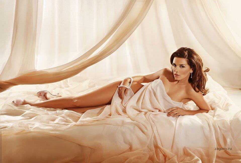 Анна Седокова снялась для журнала Playboy