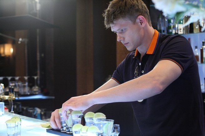 Фото к сериалу Кухня