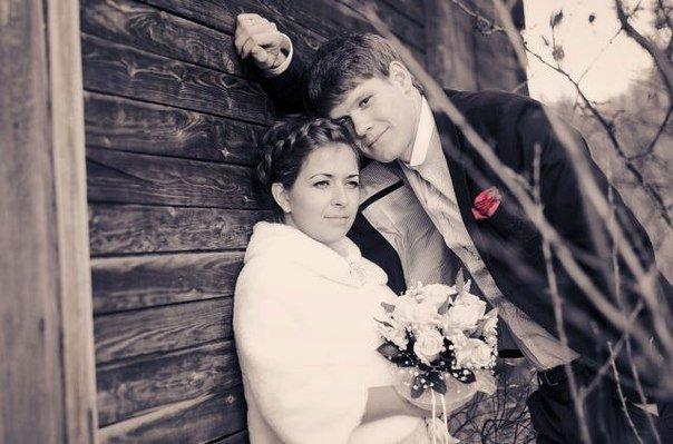 Хориняк с женой