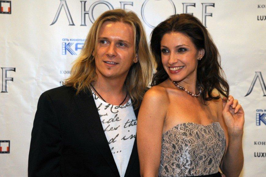 Глеб Матвейчук и Анастасия Макеева