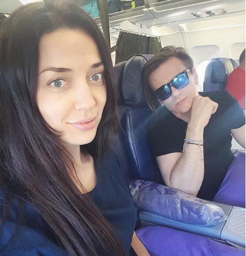 Глеб Матвейчук и Елена Глазкова