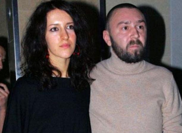 Елена (Матильда) Мозговая и Шнуров Сергей