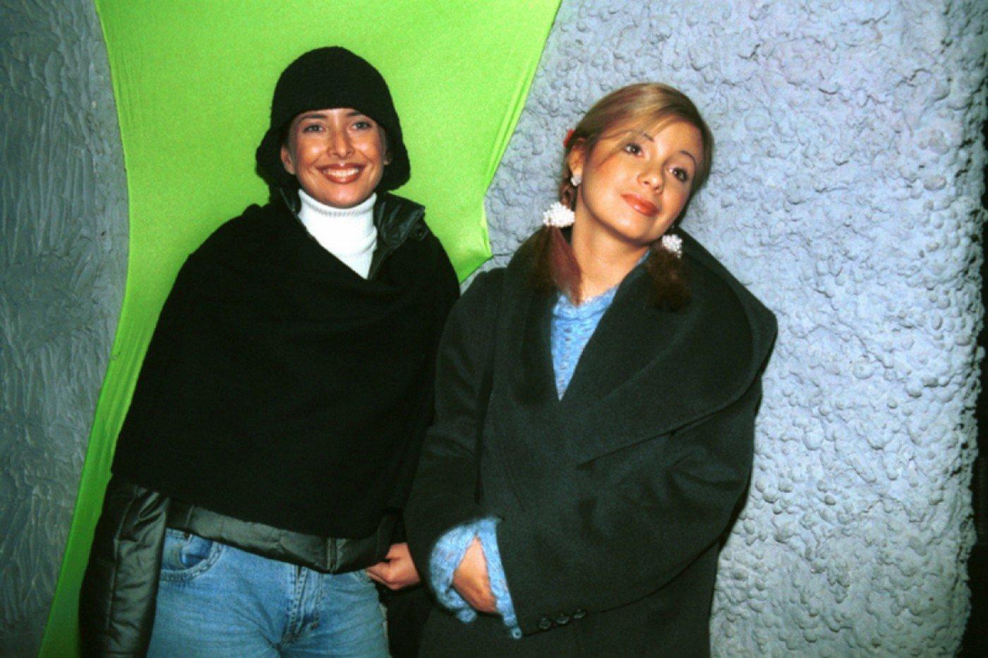 Орлова Ольга и Фриске