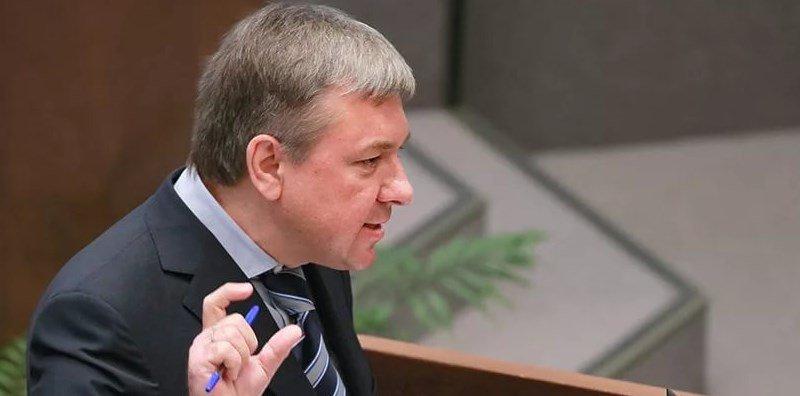 Игорь Чуян - экс-глава Росалкогольрегулирования