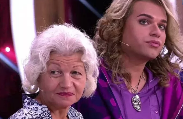 Солнцев Гоген ( Илья) с Екатериной Терешкович