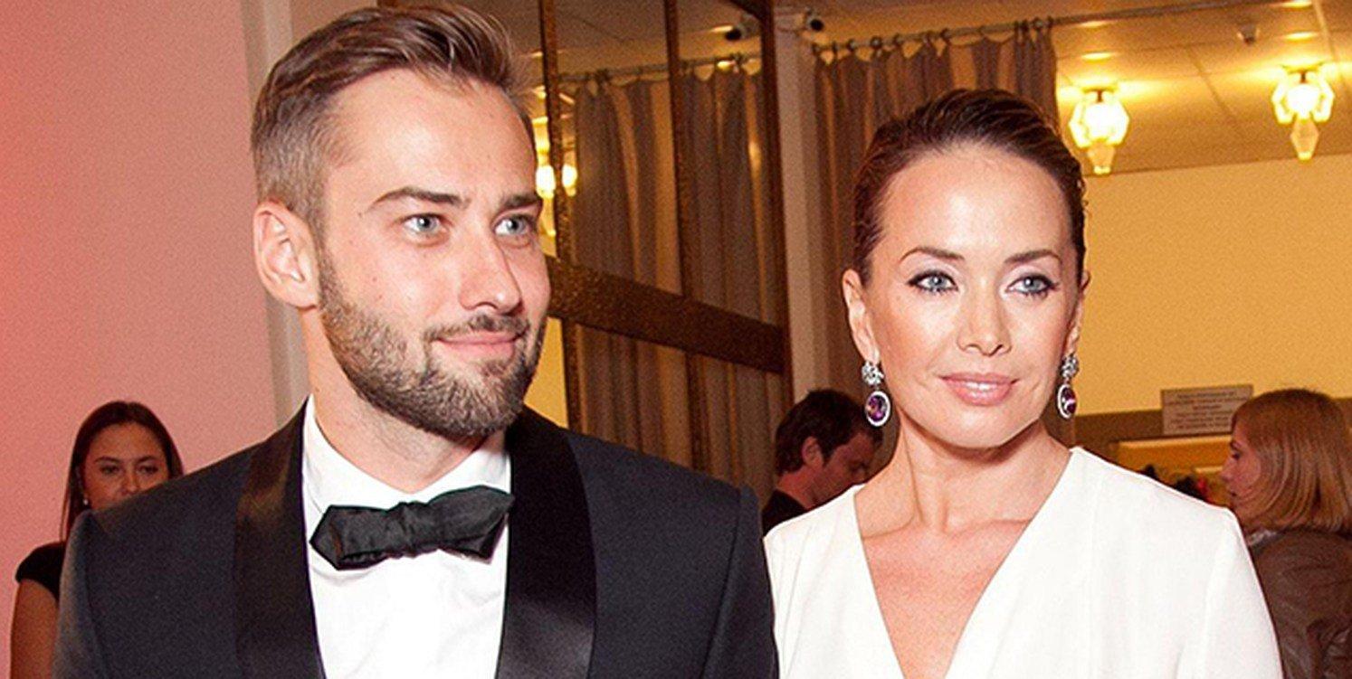 Дмитрий Шепелев и Жанна