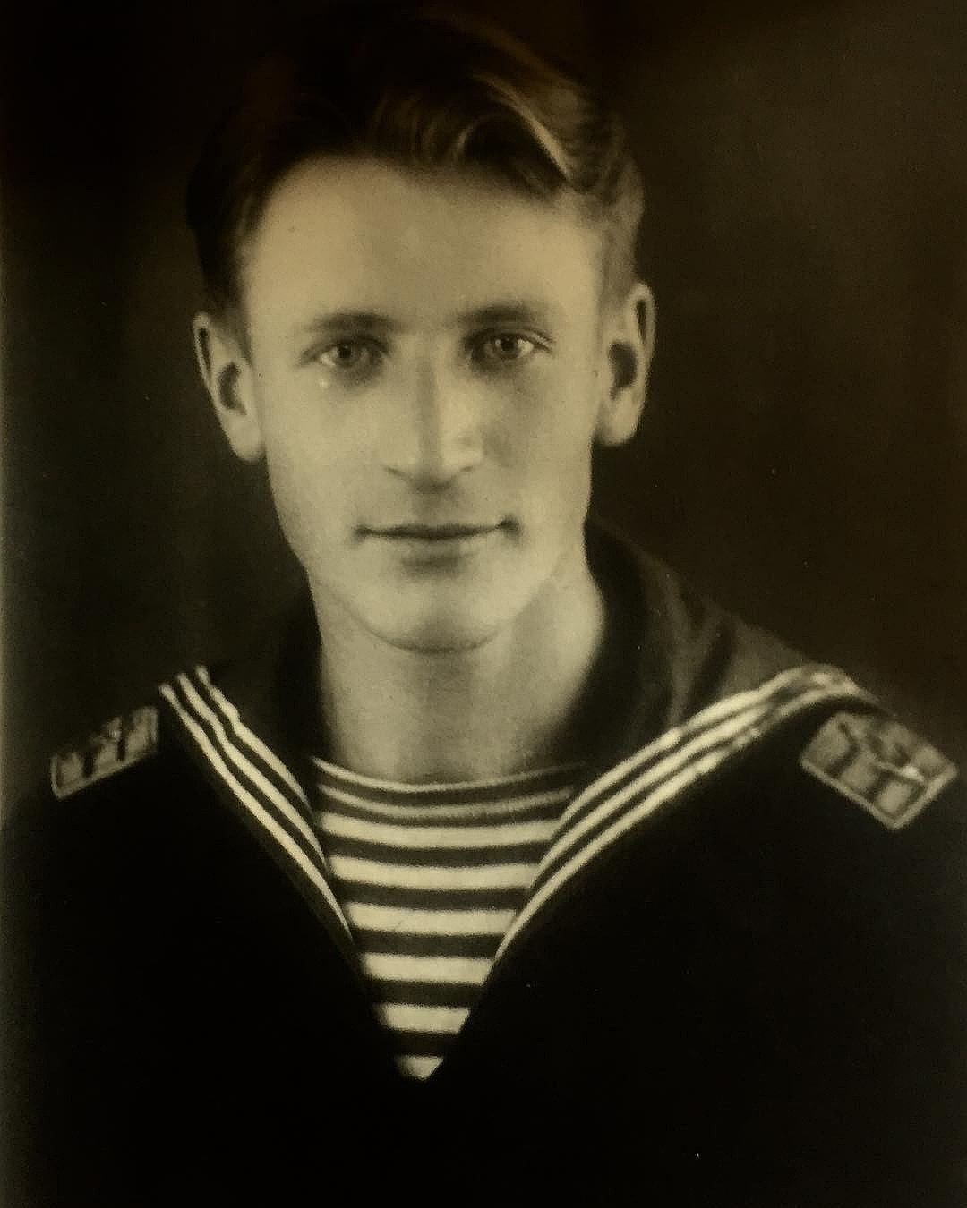 Иван Краско молодой