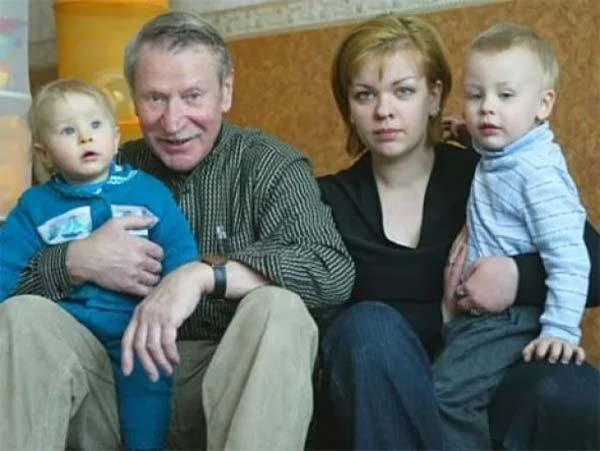 Иван Краско и Наталья Вяль