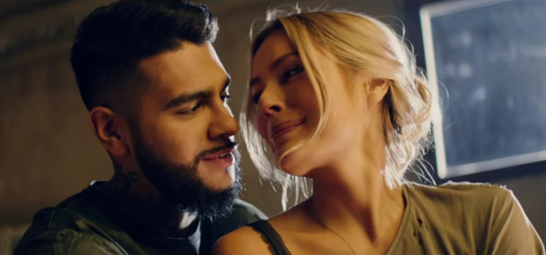 Наталья Рудова сыграла возлюбленную Тимати в его новом клипе