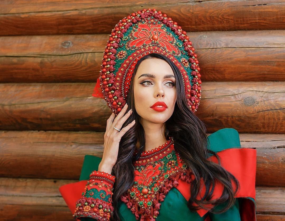 Миссис Россия мира 2018 Ксения Царицына