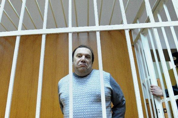 Батурин Виктор Николаевич в тюрьме