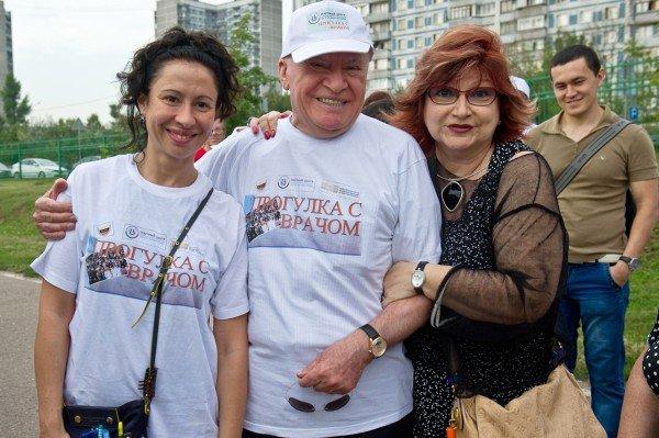 Ольга и Лео Бокерия