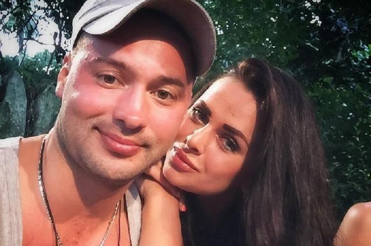 Вика Романец и Андрей Черкасов.