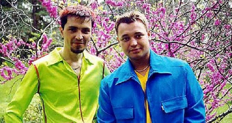 Сергей Жуков и Алексей Потехин