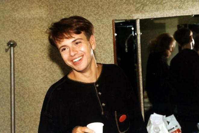 Андрей Губин 90-е