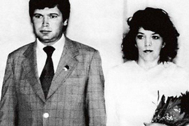Симона Юнусова и ее бывший муж Ильдар Юнусов