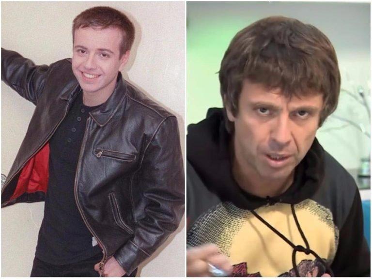 Андрей Губин певец, композитор в 90-х и сейчас
