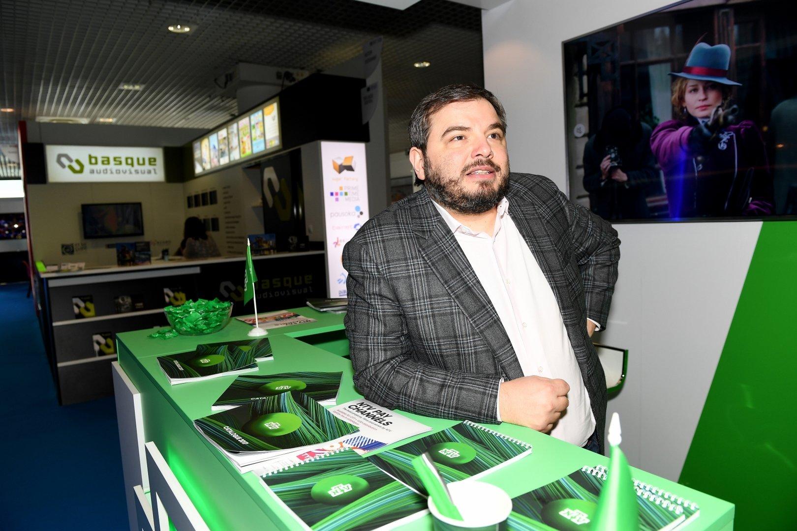 Генпродюсером телекомпании НТВ назначен Тимур Вайнштейн